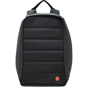 Mochila Anti Furto Para Notebook Swissland - Preto YS28055