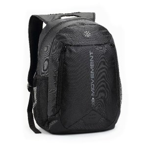 Mochila Notebook Denlex Resistente Alça Estilo Camiseta DL0712 Preta