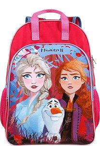 Mochila Escolar Infantil Frozen II Dermiwil Média - 37388