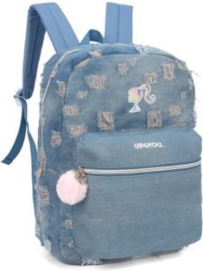 Mochila Juvenil UP4YOU Barbie Jeans MS45802UP