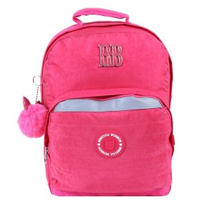 Mochila Escolar Rebecca Bonbon Notebook RB2041 - Rosa EAN 7908040420259