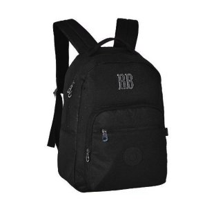 Mochila Escolar Rebecca Bonbon Notebook RB2079 - Preto