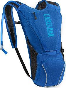 Mochila de Hidratação CamelBak Rogue 2 Litros - Azul