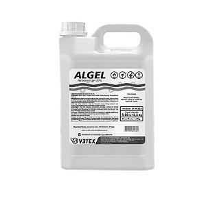 Álcool em gel 70% 5 Litros - Algel