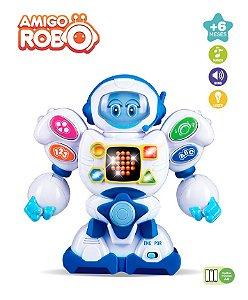 Amigo Robo Zoop Toys - ZP00048
