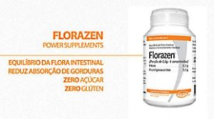 Florazen Power Supplements 90 Cápsulas