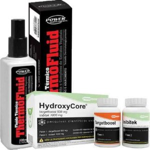 Combo HydoxyCore ProCorps + ThermoFluid Power Supplements