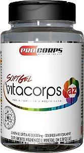 Vita Corps 60 Cápsulas Pro Corps