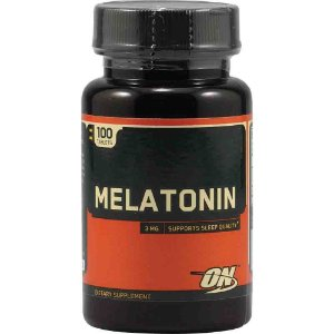 Melatonina 3mg Optimum Nutrition 100 tablets