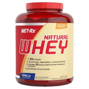 Met-RX Natural Whey 5lb (2267g)