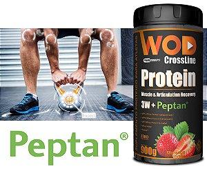 WOD Protein 3W + Peptan - Pro Corps Crossline 900g