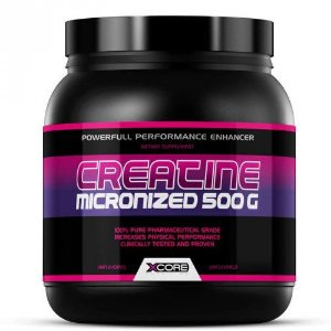 CREATINE 500GR MICRONIZED Xcore Nutrition