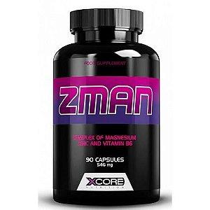 ZMAN 90 Cápsulas Xcore Nutrition