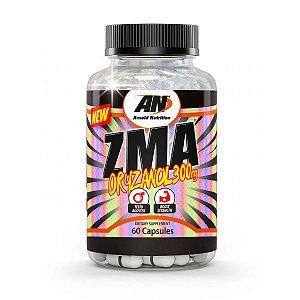 ZMA Oryzanol 300mg Arnold Nutrition 60 Caps