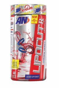 Lipo Cut RX Arnold Nutrition 60 Cápsulas