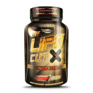 Lipo Cut X Hardcore Arnold Nutrition 60 Caps