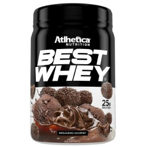 Best Whey Atlhetica Nutrition 450g