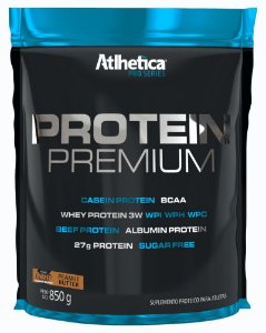 Protein Premium 850g Refil Athletica Nutrition