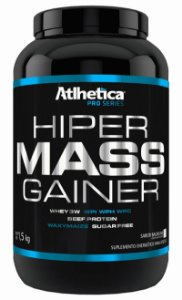 Hiper Mass Gainer 1.5kg Atlhetica Nutrition