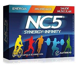 NC5 Sanibrás Power Supplements 30 Cápsulas