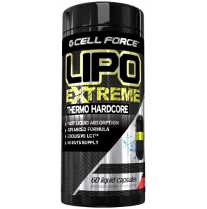 Lipo Extreme Cell Force USA Termogênico