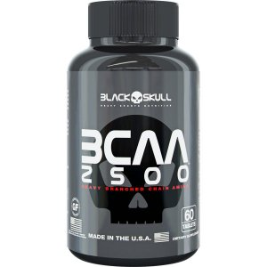 Bcaa 2500 Black Skull USA