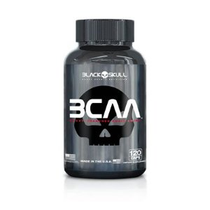 BCAA 2:1:1 Black Skull USA