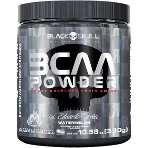 BCAA Powder Black Skull 300g