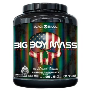 Big Boy Mass Black Skull 2,7kg (6lb)