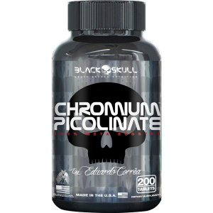 Chromium Picolinate Black Skull USA 200 Caps