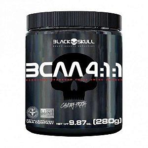 BCAA 4:1:1 Caveira Preta Black Skull 280g