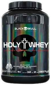 Holy Whey Black Skull USA 907 - Sem sabor
