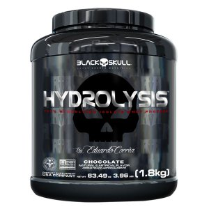 Hydrolysis Black Skull USA 2kg (4.4lb)