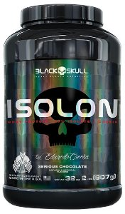Isolon 907g Black Skull USA