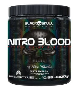 Nitro Blood Black Skull 300g