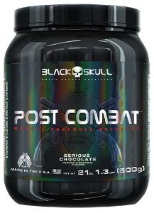 Post Combat Black Skull - 600g