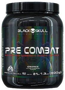 Pré Combat Black Skull 600g (Pré treino BOPE)