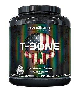 T-Bone Black Skull 2kg (4.4lb)