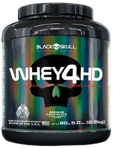 Whey 4HD Black Skull 2.2kg (5lb)