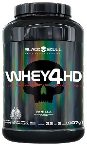 Whey 4HD Black Skull 907g (2lb)