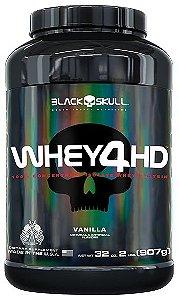 Whey 4HD Black Skull 907g (2lb)