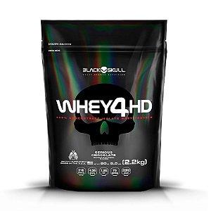 Whey 4HD Black Skull 2.2kg (5lb) Refil