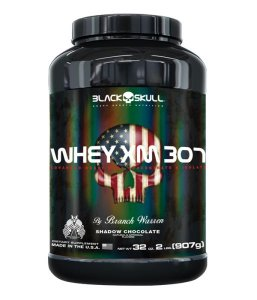 Whey XM307 Black Skull USA 907g (2lb)