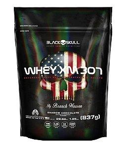 Whey XM 307Black Skull USA (837g) Refil