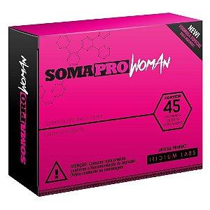 Soma Pro Woman Iridum Labs 45 Cáps