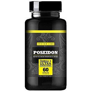 Poseidon Ômega 3 Iridium Labs 60 Cáps