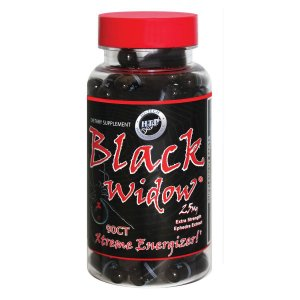 Black Widow Hi-Tech (90 Cápsulas) Termogênico