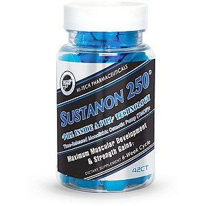 Sustanon 250 - Hi-Tech (42 Cápsulas)