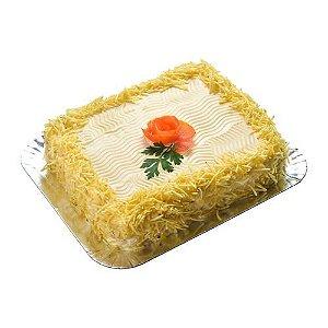 Torta Salgada - (frango e maionese) -