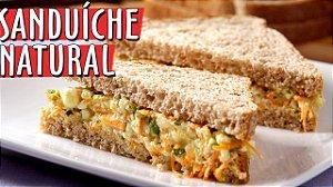 Sanduiche Natural - (somente na loja)